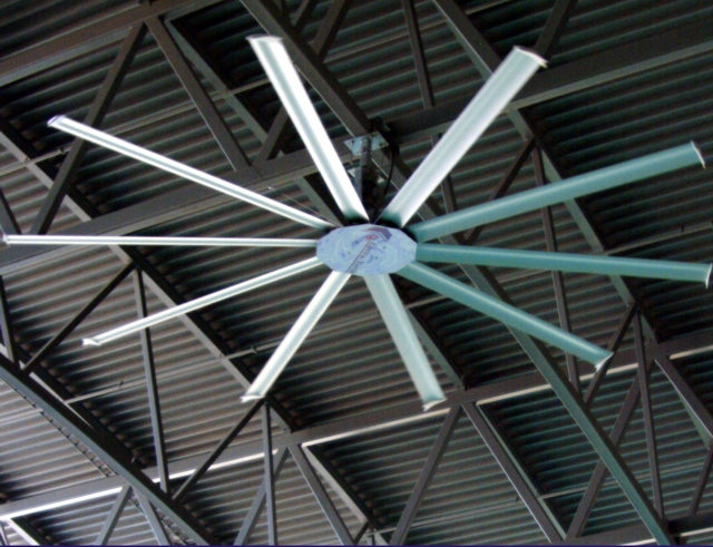 Industrial Ceiling Cleaning : Industrial ceiling cleaning fan