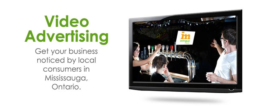 Mississauga Ontario Video Advertising