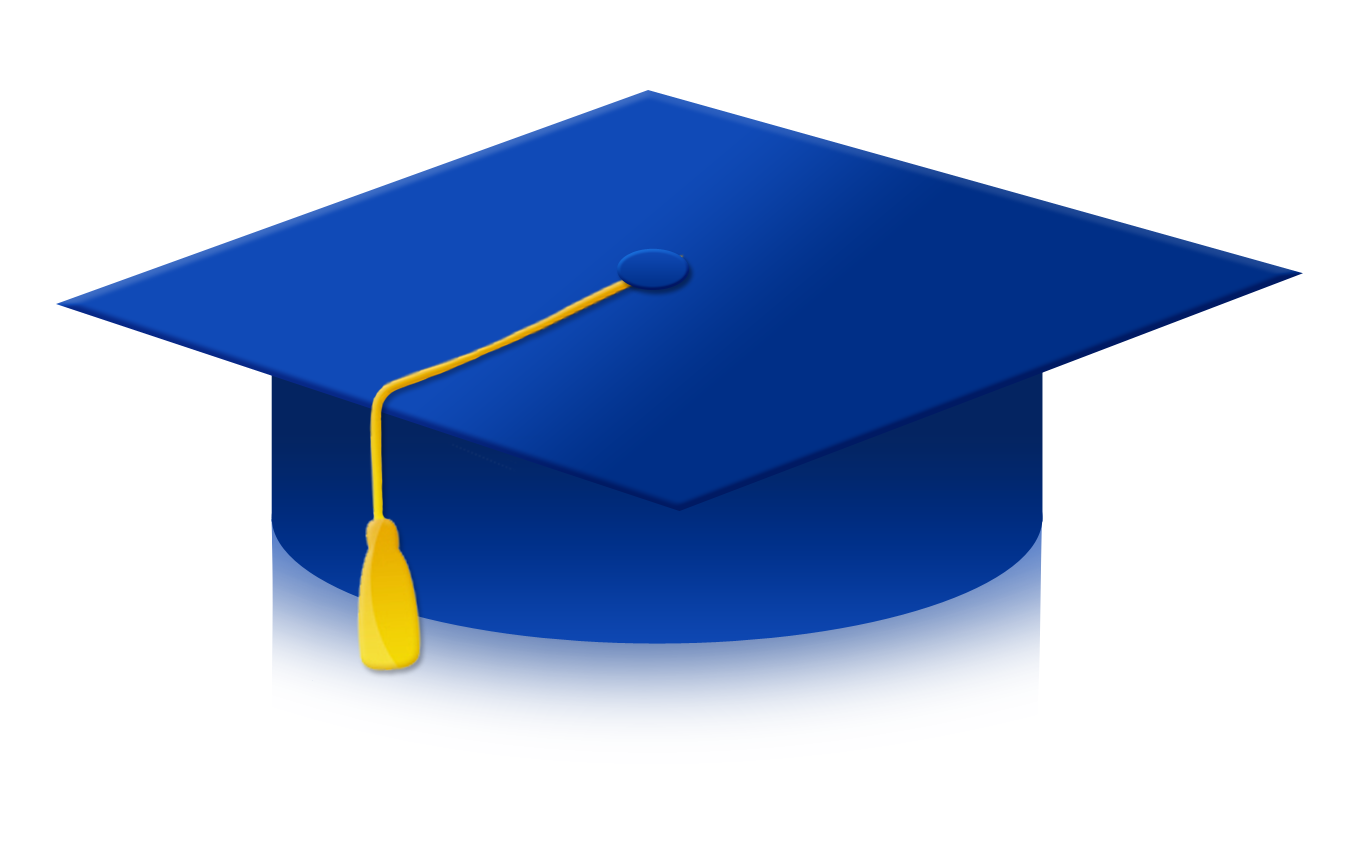 Online Marketing University - Icons - Grad Hat