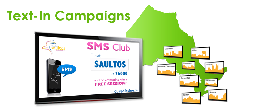 Text SMS Marketing Campaigns Ontario