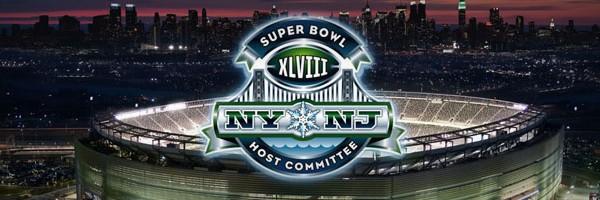 Superbowl 2014 Logo