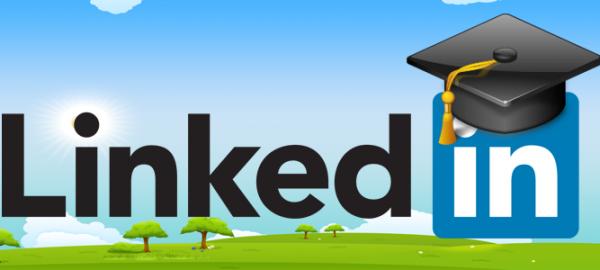 LinkedIn for students.