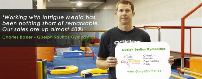 Guelph Saultos Gymnastics in Guelph