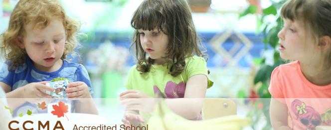 Montessori School of Wellington in Guelph