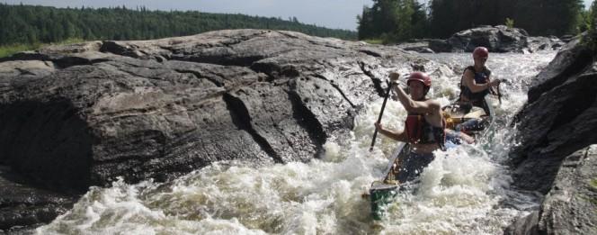 Alan canoe