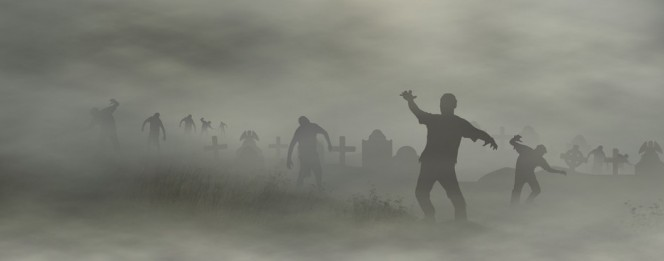 Zombie Apocalypse and Social Media Marketing Intrigue Guelph