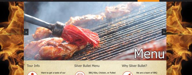 Silver Bullet BBQ|Guelph Ontario Ribber