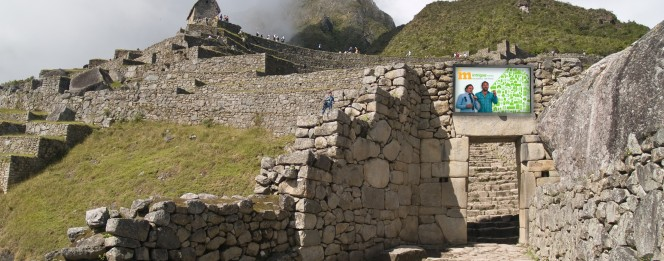 April Fool's Machu Picchu blog