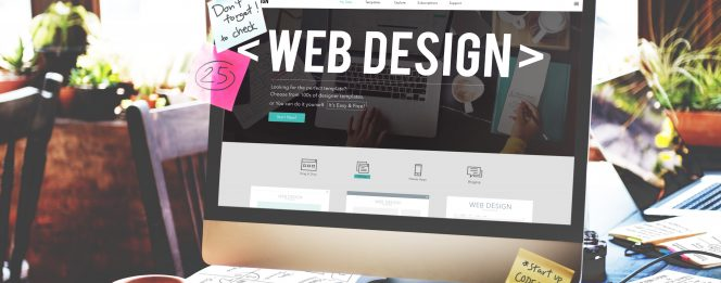 Computer and designing a website