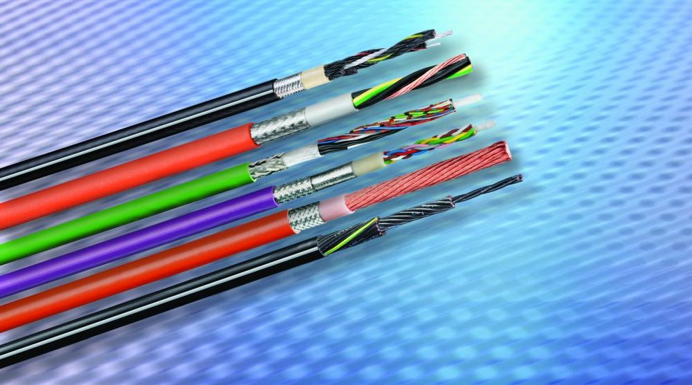 Buy Kabelschlepp Continuous Flex Cables with PVC or PUR coating in Canada.