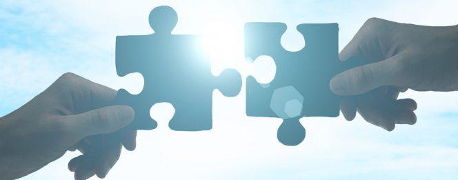 Businessman partners with a community organization in the Halton Region, Ontario