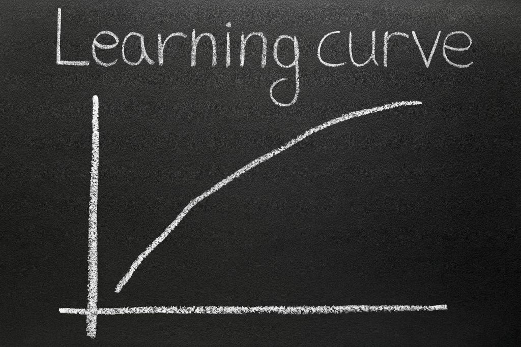 3. Be Aware of Your Learning Curve