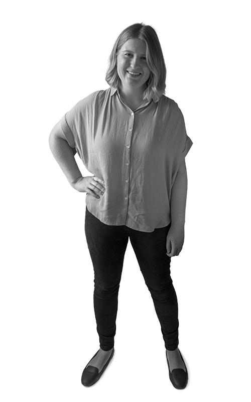 Kate McKenna of Intrigue